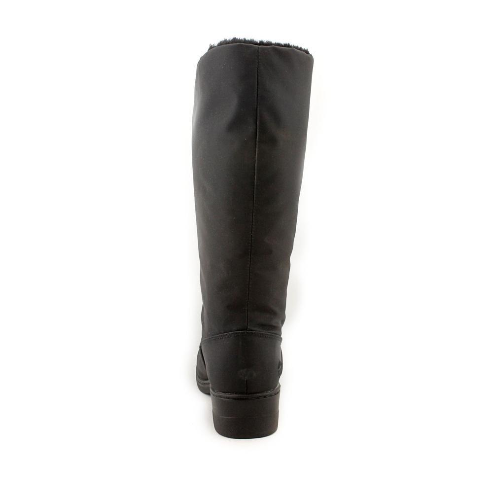 totes Womens Cynthia Mid-Calf Boot