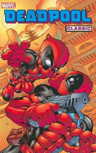 deadpool classic volume 1 - 5