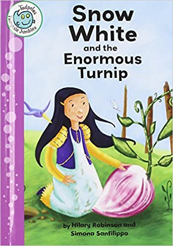 Descargar libros gratis de ScribdSnow White and the Enormous Turnip (Tadpoles: Fairytale Jumbles) PDF PDB 0778780244