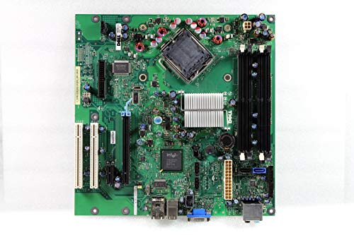 (Genuine Dell Socket LGA775 Intel Pentium 4 MotherBoard For Dimension 5200 / E520 Systems Part Numbers: WG864, 0WG864 (Renewed))