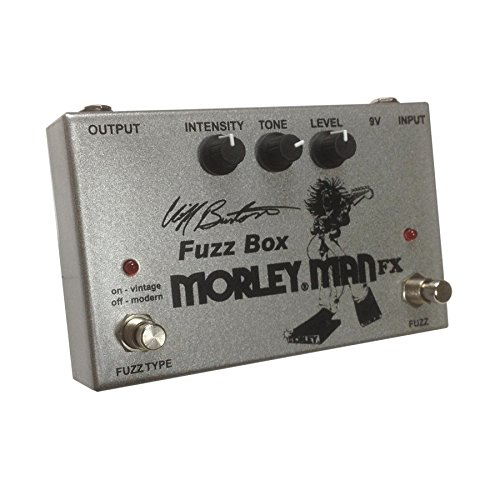 Morley モーリー Cliff Burton Fuzz Box METALLICA [並行輸入品] B07C5GLJ1L