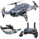 MightySkins Skin For DJI Max Coverage - Rocks | Protective, Durable, and Unique Vinyl Decal wrap cover | Easy To Apply, Remove, and Change Styles | Made in the USA