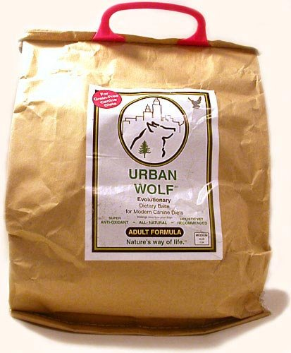 Urban Wolf Dog Food Mixer 8 lb Bag, My Pet Supplies