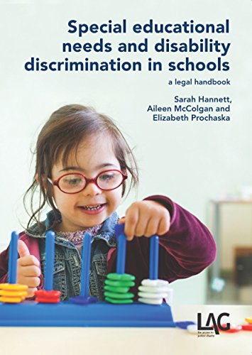 Special Educational Needs and Disability Discrimination in Schools: a legal handbook (Business In Action Ebook)