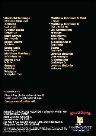 Various - Los 15 Grandes De Nuevo Mexico 2009 - En Vivo! - Amazon.com Music