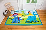Wildkin Kids Foot Rug for Boys and Girls, Features