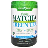 Green Foods Corporation, Organic Matcha Green Tea, 11 oz (312 g) Green Foods Corporation, Organic Matcha Green Tea, 11 oz (312 g) - 2pcs