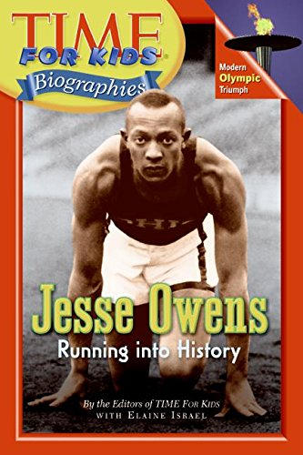 Read Online Time For Kids: Jesse Owens (Time for Kids: Biographies) PDF