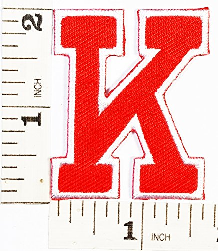 Red K (Letter A Costumes)