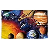 Solar System -- Beach Towel