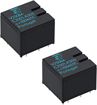 012-2ZST replaces V23084-C2001-A303 1pc Hongfa Relay for BMW NEW