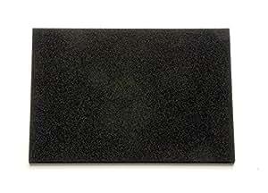 Pergamano - Alfombrilla para punzonado (A5+), color negro