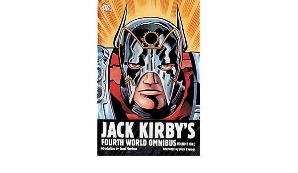 Jack Kirbys Fourth World Omnibus TP Vol 01: Amazon.es: Jack Kirby, Vince Colletta: Libros en idiomas extranjeros