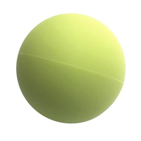 Bola de masaje, hunpta nueva Yoga pelota de lacrosse mobility ...