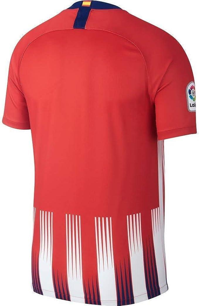 Nike Temporada 2018/2019 Camiseta 1ª equipación Atlético de Madrid ...