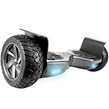 OTTO T88SE Self-Balancing Hoverboard All Terrain Off Road, w/Bluetooth Speaker, UL2272 Certified