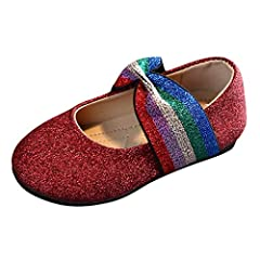 Description        It is made of high quality materials,Soft hand feeling, no any harm to your baby        Lovely and Charming design available,Make your baby more lovely        Gender:Girls        Shoe upper material: PU  ...