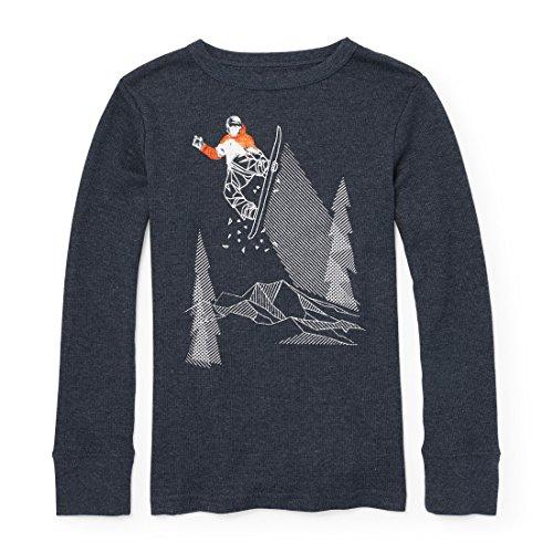 thermal shirt graphic - 2