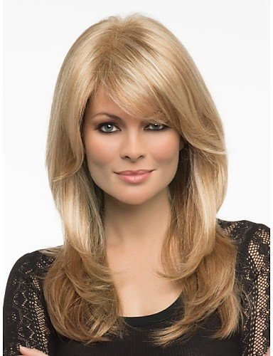 Wigs have an attractive convenience fashion Capless Long Wavy Mono Top Virgin Remy Human Hair Wigs 7 Colors to (Wigs Minneapolis)