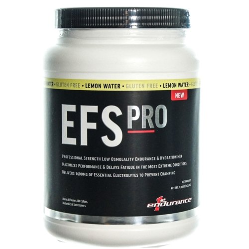 2016 First Endurance EFS-PRO 25 Serving Lemon