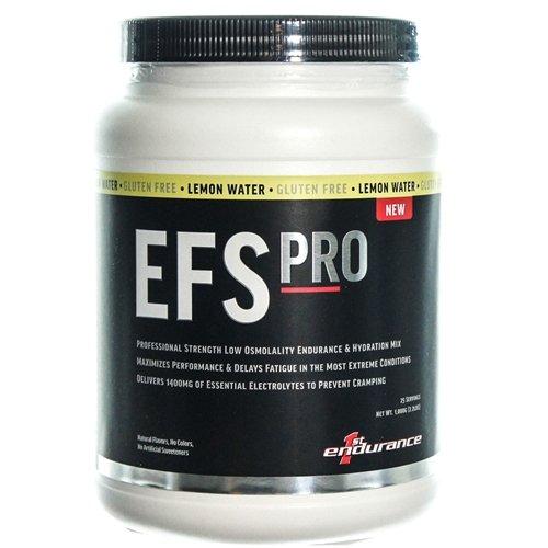 2016 First Endurance EFS-PRO 25 Serving Lemon