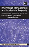 Knowledge Management and Intellectual Property, Graham Dutfield and Stathis Arapostathis, 0857934384