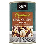 Biona Organic Mixed Beans in Water (400g) - Pack of 6