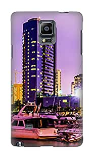 First-class Case Cover Series For Galaxy Note 4 Dual Protection Cover San Diego Panorama Photography Wsvmvy-2615-jhuyxbo