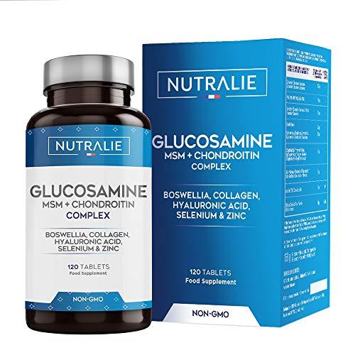 🥇 Glucosamina con Condroitina