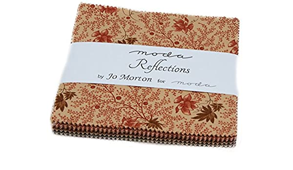 Moda Fabric Reflections Charm Pack: Jo Morton: Amazon.es: Juguetes ...