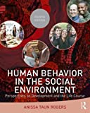 img - for Human Behavior in the Social Environment: Perspectives on Development and the Life Course book / textbook / text book