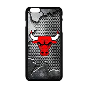 Chicago Bulls Fahionable And Popular Back Case Cover For Iphone 6 Plus