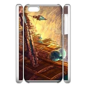 diablo iii iphone 5c Cell Phone Case 3D 53Go-181163