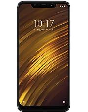Xiaomi Pocophone F1 Smartphone EU Version (128, Negro) [Versión importada]