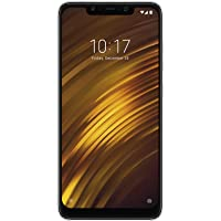 Xiaomi POCOPHONE F1 Dual SIM - 64GB, 6GB RAM, 4G LTE, Graphite Black – International Version