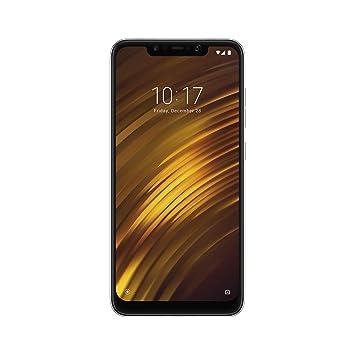 premium selection dbf78 666a2 Xiaomi Pocophone F1 - Black 6GB RAM 64GB ROM
