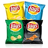 Lay's Potato Chips Variety Pack, 44 Count