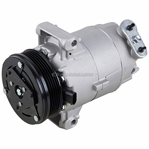 Brand New Premium Quality AC Compressor & A/C Clutch For Chevy Pontiac & Saturn - BuyAutoParts 60-00982NA New Malibu Compressor