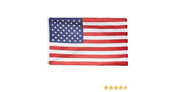 ADATECH Bandera EEUU Estados Unidos 90x150cm bandera americana ...