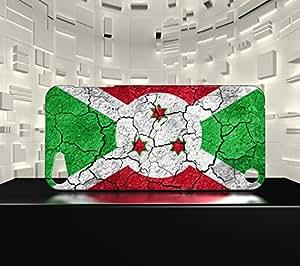 Funda Carcasa para iPod Touch 5 Bandera BURUNDI 03