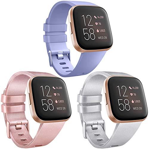 Mallas Compatibles Con Fitbit Versa  Versa 2 Versa Life. (s)