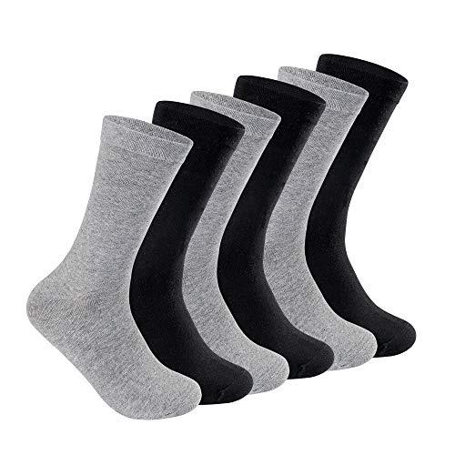 Socquettes Hommes lot Respirantes Gumes Chaussettes De Et 6 Paires comfortables gaTpn5vqw