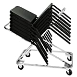 National Public Seating 8200 Series Stacking Chair Dolly
