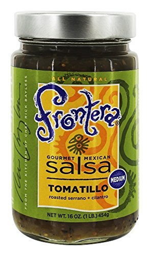 Frontera Meduim Grill Tomatillo Salsa, 16 oz