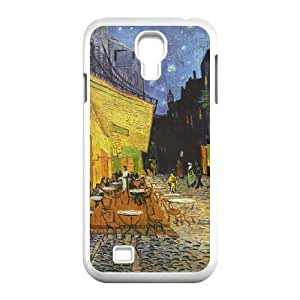Cell phone case Of Vincent Van Gogh Bumper Plastic Hard Case For Samsung Galaxy S4 i9500