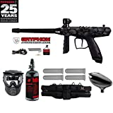 MAddog Tippmann Gryphon FX Starter HPA Paintball Gun Package – Skull For Sale