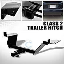 "S&T Racing Class 2 Trailer Hitch Receiver Bumper Tow Kit 1.25"" 97-08 Grand Prix/97-04 Regal"