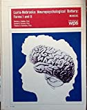 img - for Luria-Nebraska Neuropsychological Battery: Forms I and II Manual book / textbook / text book