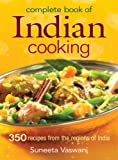 Complete Book of Indian Cooking, Suneeta Vaswani, 0778801756
