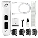 Extremely Quiet Dog Clippers for Small Dogs Pet Grooming Clippers Li-ion Cordless Pet Clippers for Large Medium Small Dogs Cats Pet Grooming Kit